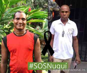 Asesinan a líder social ya guía comunitario en Nuquí, Chocó - http://www.radionacional.co/