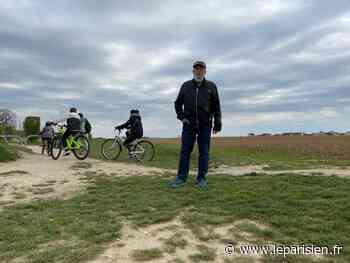 Thorigny-sur-Marne : mobilisation pour défendre la promenade de la Dhuis menacée par une route - Le Parisien