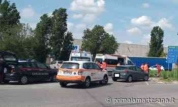 Grave incidente sulla Cerca: investito un ciclista di Gessate - Prima la Martesana