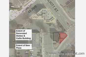 New plaza coming to Ladner Village - Delta-Optimist