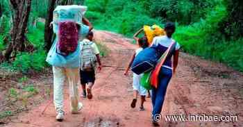 Denuncian desplazamiento de más de 1.000 personas en Roberto Payán, Nariño, por disputas entre grupos armados ilegales - infobae