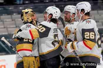 Wild west: NHL wins leader Vegas wary of Minnesota matchup