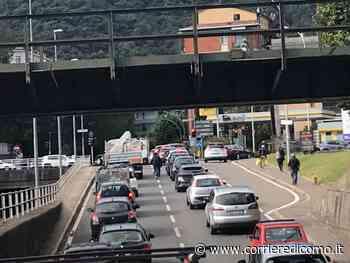 «Como, obiettivo Piano del traffico entro fine mandato» - Corriere di Como