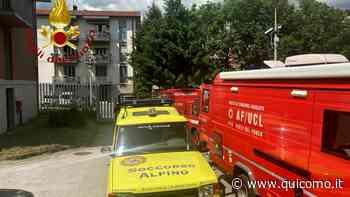 È stata trovata a Como l'auto di Riccardo Giuliani scomparso da Busto Arsizio: al via le ricerche in zona - QuiComo