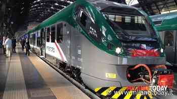 Il treno per raggiungere le spiagge del Lago di Como da Milano - MilanoToday.it