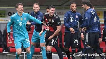 """Müllers Hymne auf Gerd Müller und das """"Verrückte"""" bei Lewandowski"""