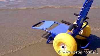 Pomezia - Petizione per realizzare una spiaggia per disabili a Torvaianica, le dichiarazioni del Sindaco Zuccalà - Castelli Notizie