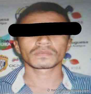 PNB capturó en Tinaquillo a presunto asesino de policías en el estado Lara - Las Noticias de Cojedes