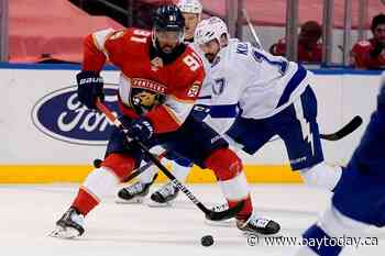 Sunshine State showdown: Lightning-Panthers in NHL's Round 1