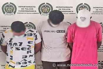 Destruyen alumbrado público para robar cobre en Girardot, Cundinamarca. - Noticias Día a Día