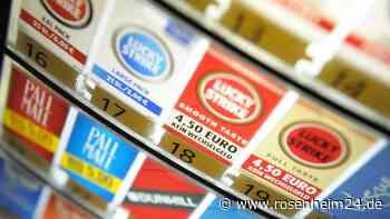 Unbekannte brechen mit Winkelschleifer Zigarettenautomaten auf - Zeugen gesucht
