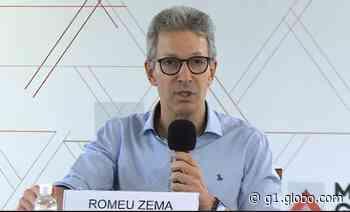Governador Romeu Zema cumpre agendas em Conceição das Alagoas e Frutal nesta quinta-feira - G1