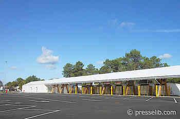 A Saint-Perdon, plus de 120 panneaux thermovoltaïques permettront au Syndicat intercommunal de valoriser une part toujours plus importante de déchets... - presselib.com