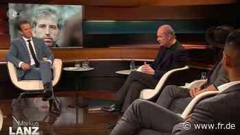 """Markus Lanz (ZDF): Dennis Aogo im """"Wechselbad der Gefühle"""" - fr.de"""