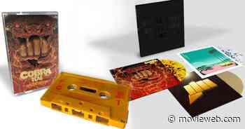 Mondo Shows No Mercy with Cobra Kai Vinyl Soundtrack Box Set and Exclusive Cassette