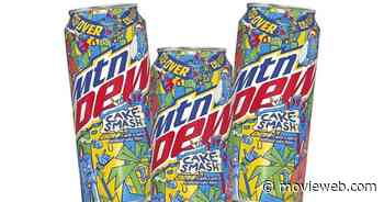 Mountain Dew Is Launching a Birthday Cake Flavored Soda
