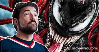 Kevin Smith Is Ready to Return to Theaters After Seeing the Venom 2 Trailer