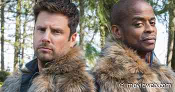 Psych 3: This Is Gus Is Happening at NBC's Peacock
