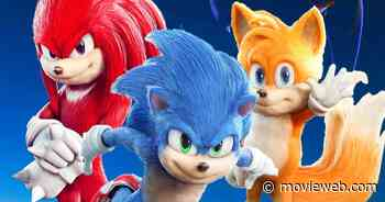 Sonic the Hedgehog 2 Wraps Filming as Director Shares Farewell Set Photo