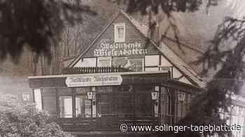 Viele ST-Leser erinnern sich an die Westersburg - solinger-tageblatt.de