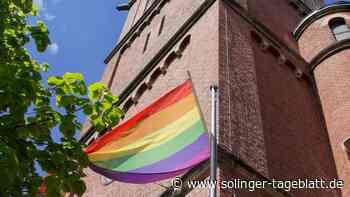 Solingen: Regenbogenfahnen wehen nur im Westen - solinger-tageblatt.de