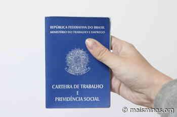 Vagas de emprego do Sine Itabirito de sexta-feira (14/05) - Mais Minas