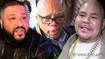 Fat Joe Calls DJ Khaled the 'Quincy Jones of Hip-Hop,' Outrage Ensues