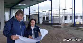Velosit erweitert seine Lagerkapazität | Lokale Nachrichten aus Horn-Bad Meinberg - Lippische Landes-Zeitung