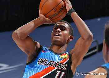 'Maximize Every Minute': Thunder Hosts Clippers in Season Finale
