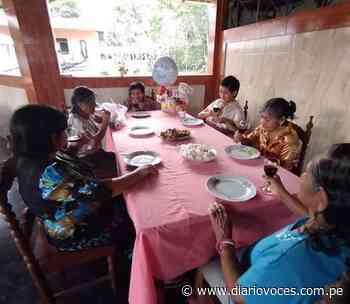 Casa de reposo de ancianos Martín Fulgencio Elorza Legaristi, firma acuerdo con la OGESS – Alto Mayo para apoyo permanente - Diario Voces