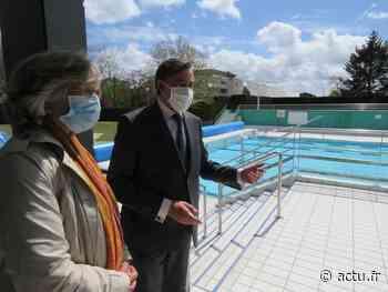 Des travaux pour sécuriser le centre aquatique Eurocéane à Mont-Saint-Aignan, près de Rouen - 76actu
