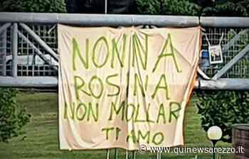 Il Covid si è portato via nonna Rosina - Qui News Arezzo