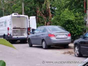 Hombre se suicida en la colonia El Roble Agrícola III en Mérida - Yucatán a la mano
