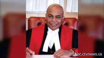 Vancouver police, mayor apologize for handcuffing of B.C.'s first Black Supreme Court justice