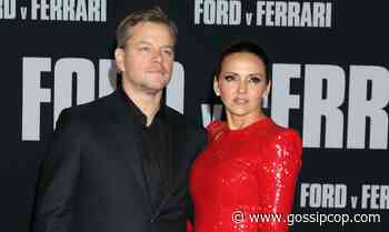 Report: Matt Damon Spotted Without Ring, Marriage In Trouble - Gossip Cop