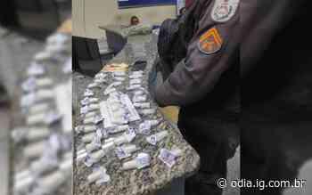 Mulher é presa por tráfico no distrito de Monte Alto, em Arraial do Cabo - Jornal O Dia