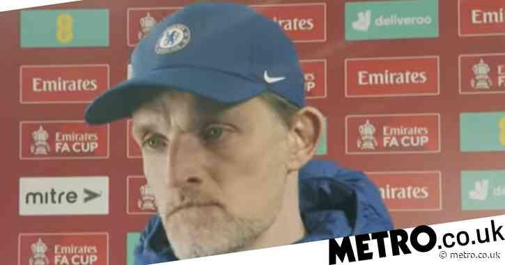 Chelsea boss Thomas Tuchel explains Tammy Abraham FA Cup final snub