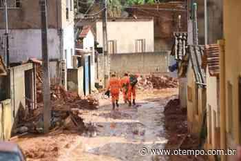 União destina R$ 1,3 milhão para Santa Maria de Itabira, devastada pela chuva - O Tempo
