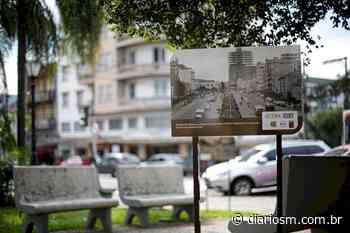 Exposição na Avenida Rio Branco conta história de Santa Maria em fotos - Diário de Santa Maria