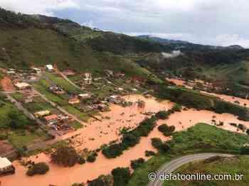 Defesa Civil Nacional vai repassar R$1,3 milhão para Santa Maria de Itabira - DeFato Online