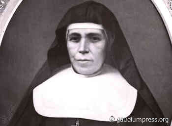 "Santa Maria Mazzarello: fundadora das ""Irmãs Salesianas"" - Gaudium Press Agency"