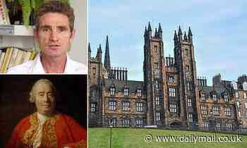 Edinburgh University lecturer at centre of freedom of speech row backs law to protect it