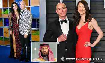 How Amazon boss Jeff Bezos was exposed as love cheat after taking on a Saudi tyrant and Donald Trump