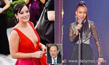 X Factor singer Rebecca Ferguson tells police of 'years of abuse' as pop world braces itself