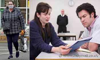 Fred West confidant Janet Leach shops near search for another suspected victim