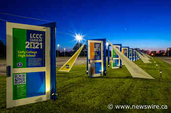 """Lorain County Community College Honors Graduating Class with """"Doors of Opportunity"""""""