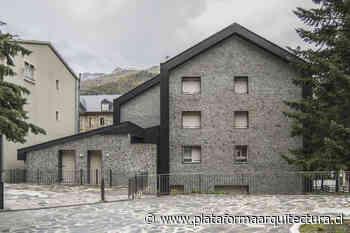 Apartamentos Edificio Valle de Tena / Tourillon Arquitectura - Plataforma Arquitectura