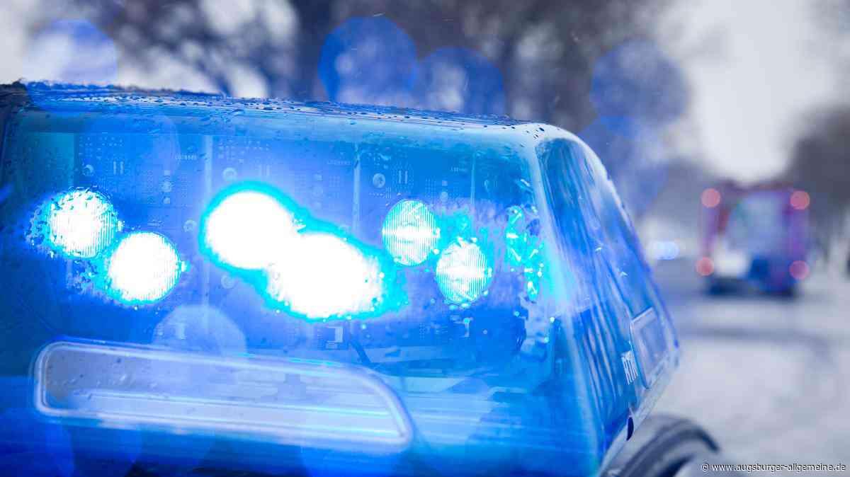 Nach Auseinandersetzung: Großangelegte Fahndung in Landsberg