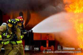 Blind River Fire Department gets $5,400 to train volunteers - ElliotLakeToday.com