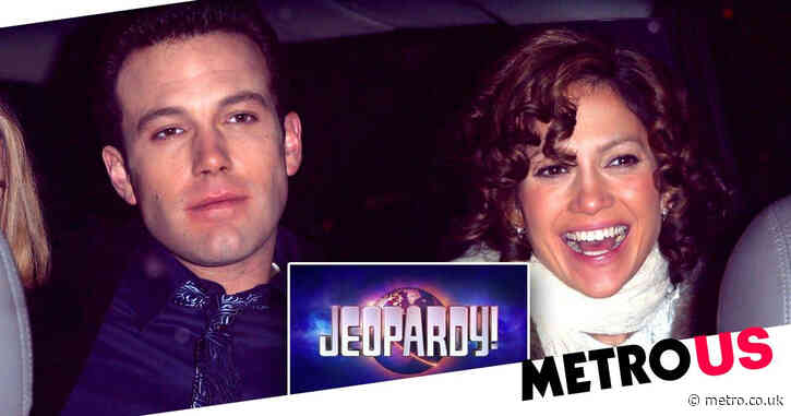 Did Jeopardy! predict Jennifer Lopez and Ben Affleck's reunion? Fans shocked by incredible coincidence